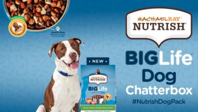 1 bag of Rachael Ray™ Nutrish® Big Life™