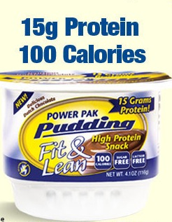 Coupon - Free Fit and Lean Power Pak Pudding