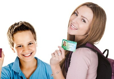 Free Homeschool ID Cards from AlphaCard