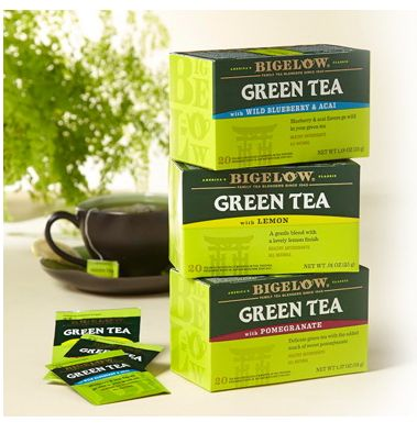 Bigelow Tea Celebrate Green March Sweepstakes