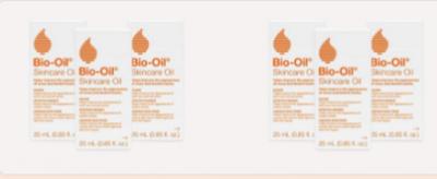 Bio-Oil: Skincare Oil Sample