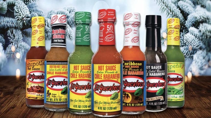 Free Bottle of El Yucateco Hot Sauce