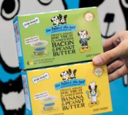 Coupon - FREE box of Frozen Yogurt Dog Treats, 14 fl oz