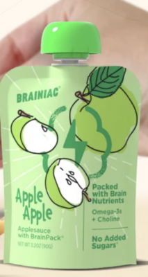 Coupon - Free Brainiac Applesauce Squeezers at Walmart