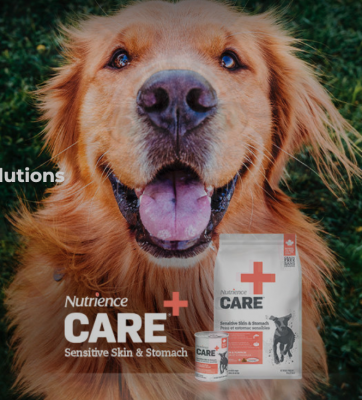Coupon - Free Can of Nutrience Care Can
