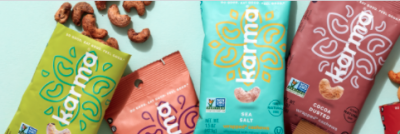 Coupon - FREE Karma Nuts Snack Pack from your local Kroger