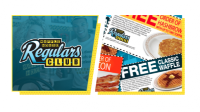 Coupon - FREE Order of Hashbrowns at Waffle House