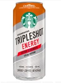 Free Starbucks Triple Shot 15 oz Can