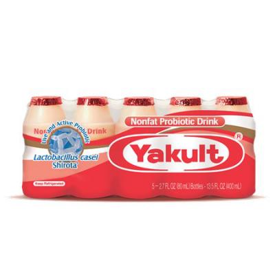 FREE Yakult 5pk 13.5oz