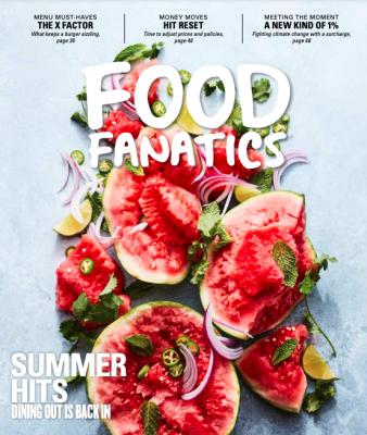 FOOD FANATICS MAGAZINE!