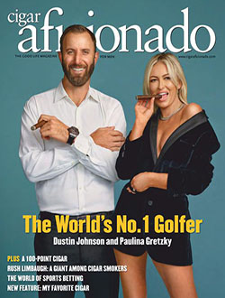 Free 1-Year Subscription to Cigar Aficionado Magazine!