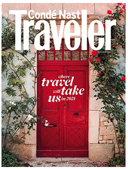 Free 1-Year Subscription to Condé Nast Traveler