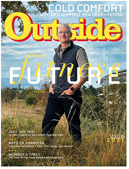 Free 1-Year Subscription to Outside Magazine!
