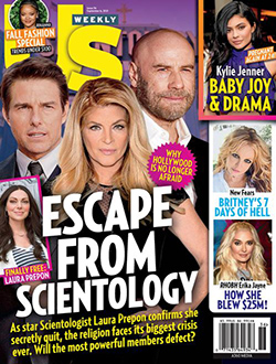 Free 1-Year Subscription to Us Weekly Magazine!