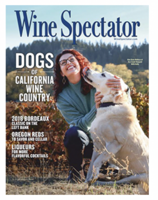 Free 1-Year Subscription to Wine Spectator Magazine