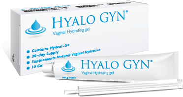10-Day HyaloGyn Vaginal Hydrating Gel Sample