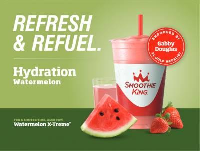 FREE 12 oz Hydration Watermelon or Watermelon X-Treme