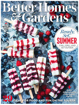 Free 2-Year Subscription to Better Homes and Gardens!