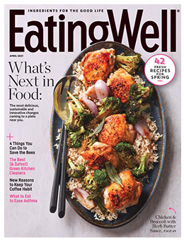 Free 2-Year Subscription to EatingWell Magazine!