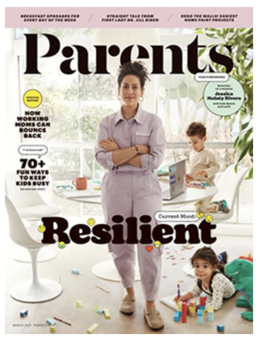 Free 2-Year Subscription to Parents Magazine