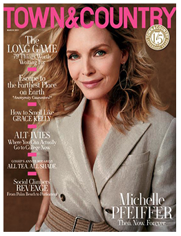 Free 2-Year Subscription to Town & Country Magazine