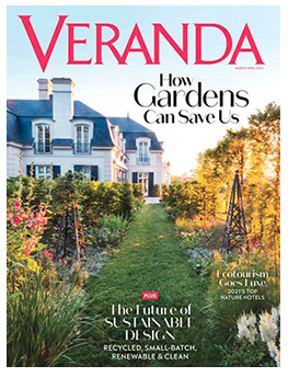 Free 2-Year Subscription to Veranda Magazine!