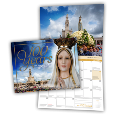 Request Free 2017 Fatima Calendar