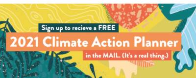 FREE 2021 Climate Action Planner