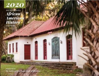 Free 2021 South Carolina African American History Calendar