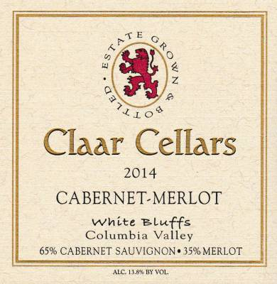 FREE 3 pack of our Claar Cellars Sticker Labels