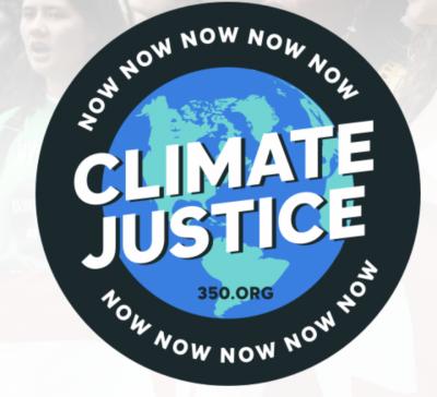 Free 350.org Sticker