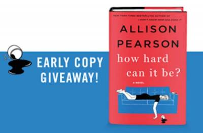 Sign up: Free Advanced Copy of How Hard Can It Be Book