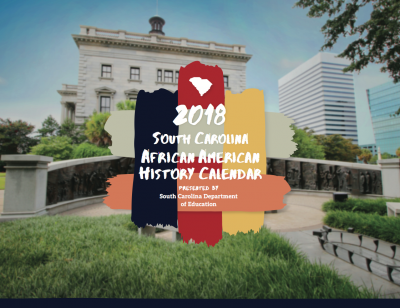 Request Free African American History 2018 Calendars (Schools & Companies)