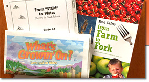 Request Free Agriculture in the Classroom CD, Flashdrive- Educators