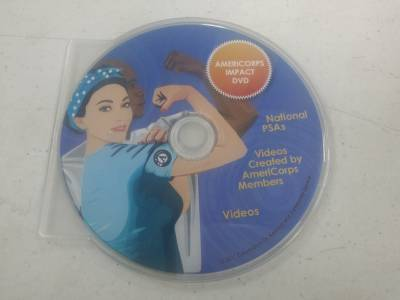 Request Free  AmeriCorps Impact DVD
