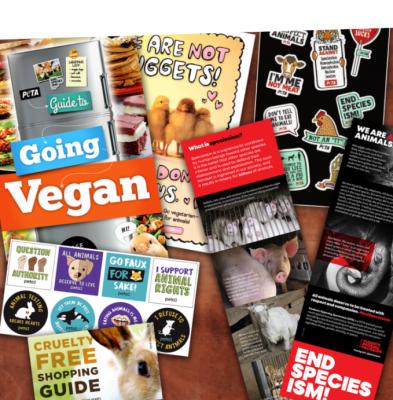 FREE Anti-Speciesism Starter Pack
