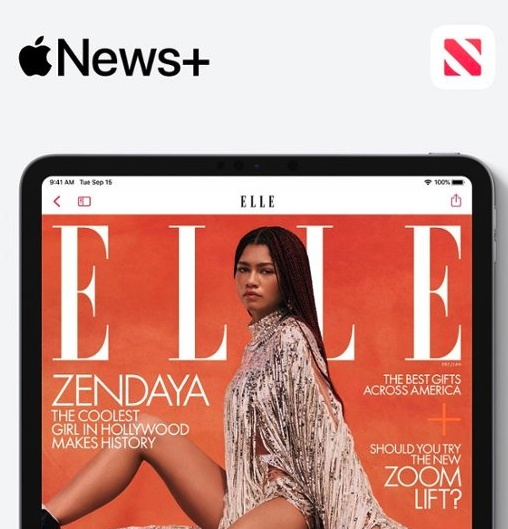 Free Apple News+ for 6 months (new subscribers only)