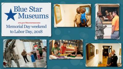 Memorial Day: Free Blue Star Museum For The Military