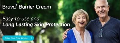 Free Brava Barrier Cream Sample