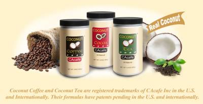 Request Free CAcafe Coffee and Tea Samples