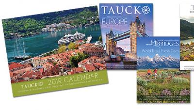 Free Calendar and Travel Brochures