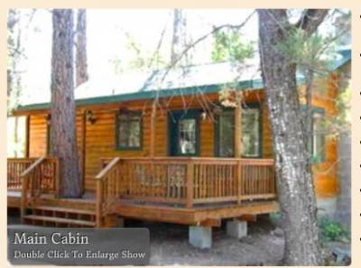 Free Calendar from Cherry Creek Cabins (AZ, CA, NV, NM, UT, AE, AP, AA)