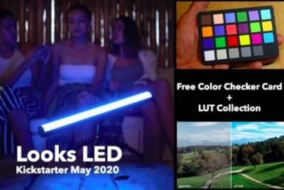 Free Camera Color Checker Card