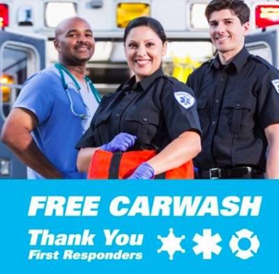 Free Car Wash at Crew Carwash