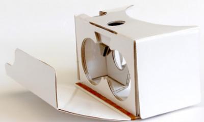 Request Free Cardboard VR Viewer Samples