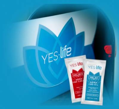 Free CBD Oil Sample from Yes Life