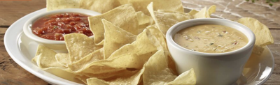 free Chips & Homemade Queso at Cheddar's