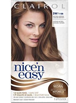 Clairol Nice N Easy Hair Color Samples