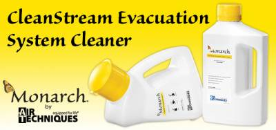 Request Free CleanStream System Cleaner- Dental Professionals
