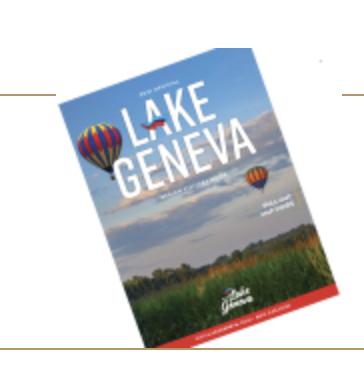 free copy of the Lake Geneva Region Visitors Guide